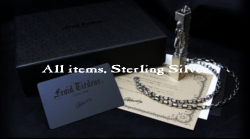 All items, Sterling Silver